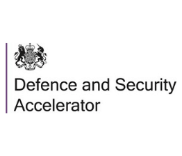 The Defence and Security Accelerator (DASA) logo