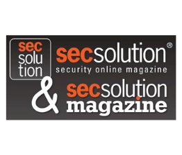 Secsolution Magazine logo
